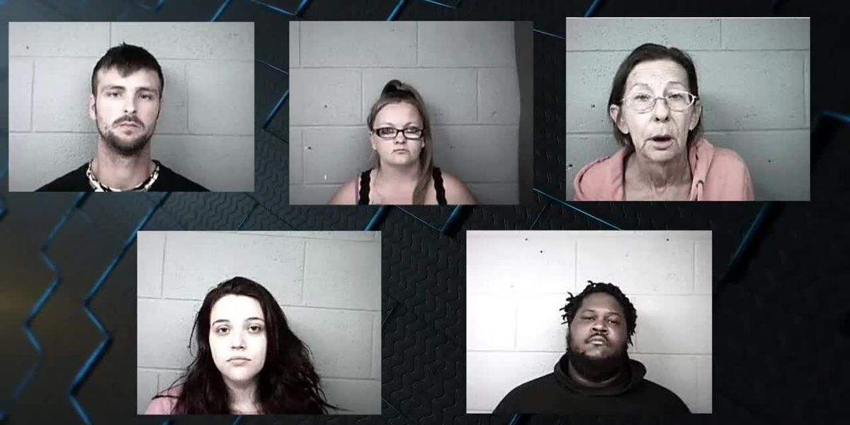 5 arrested in Perry County, IL drug bust
