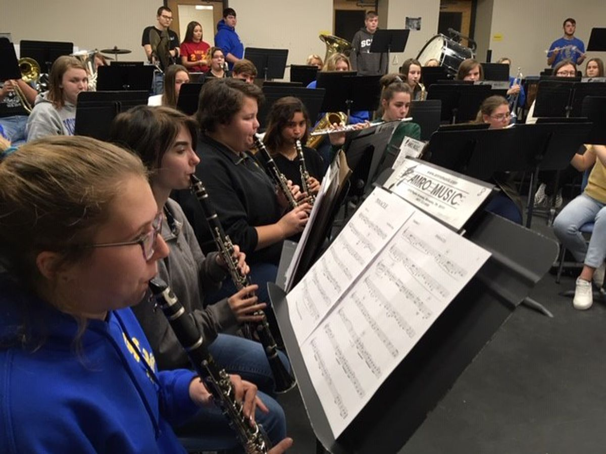 Scott City High School Band grows more than 600% in four years