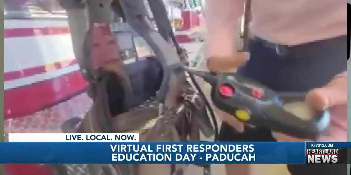 Paducah holds virtual First Responders Education Day