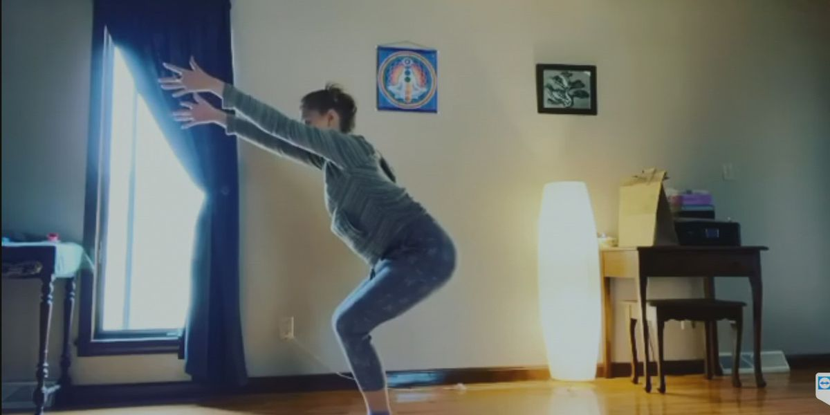 Yoga studio uses technology to encourage physical activity and connection