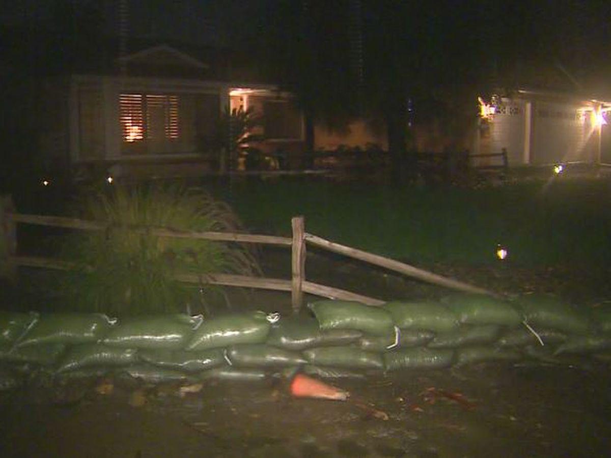 Heavy rain causes flooding, mudslide concerns as storm wallops California