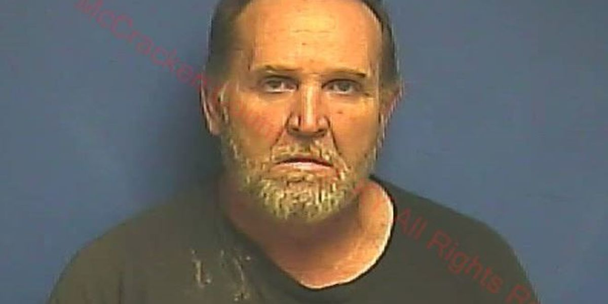 McCracken Co., KY man arrested after running from police