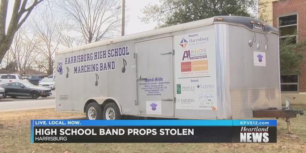 Harrisburg High School continues musical production despite theft of props