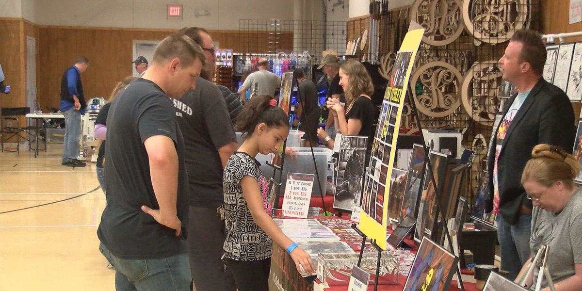 Perryville, Mo. Comic-Con helps children's recovery organizations