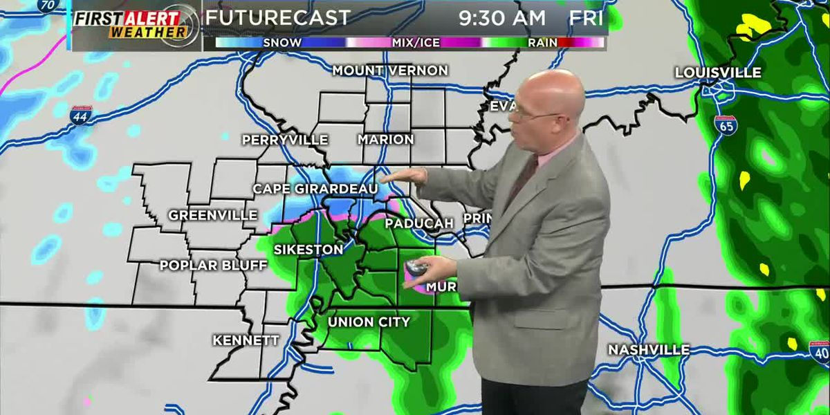 First Alert Weather 6 p.m. 1/23/2020