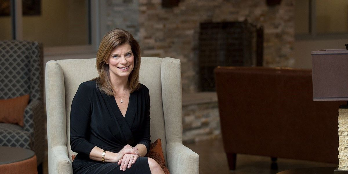 Hollianne Carver enters role as UT Martin First Lady