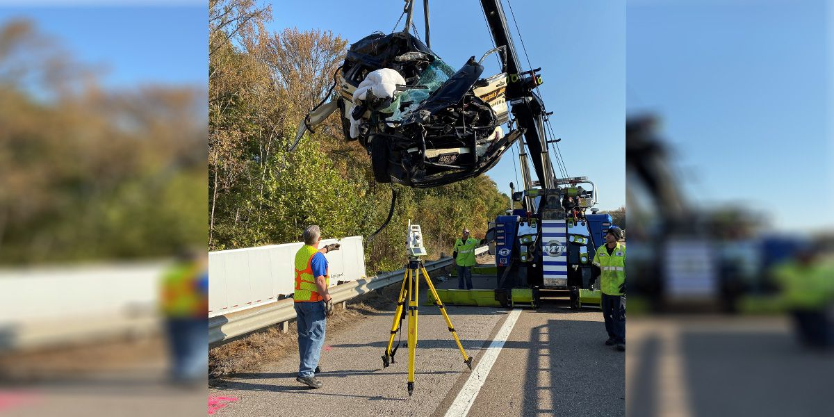 2 TDOT contractors dead, state trooper struck in multiple ... I Tennessee Road Map on u.s. route 40 map, us interstate 40 map, interstate 40 tennessee map,