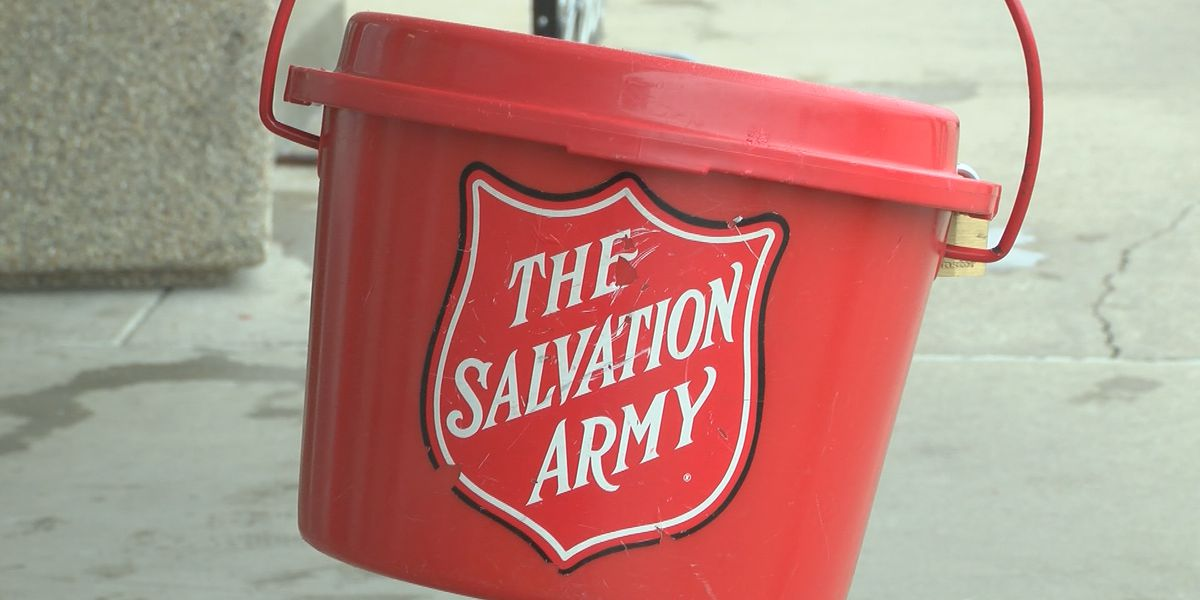 Salvation Army bell ringing blitz held in southern IL
