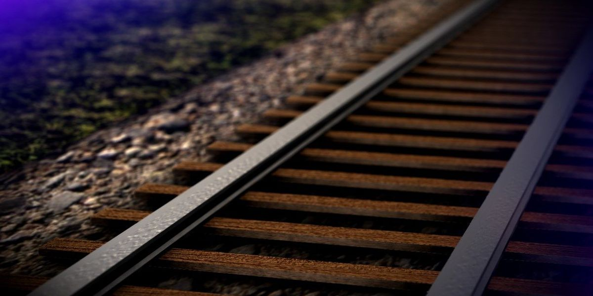 Train crashes into vehicle stuck on tracks in Carbondale