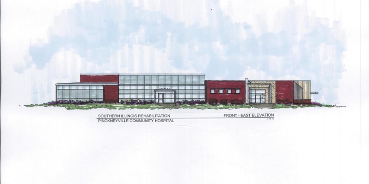 Pinckneyville, IL hospital to break ground on wellness center