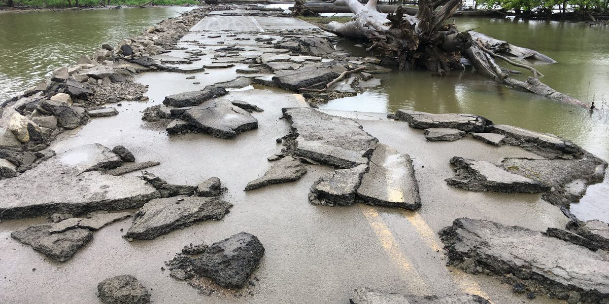 "Alexander County officials: Flooding 2019 is the ""worst"" ever"