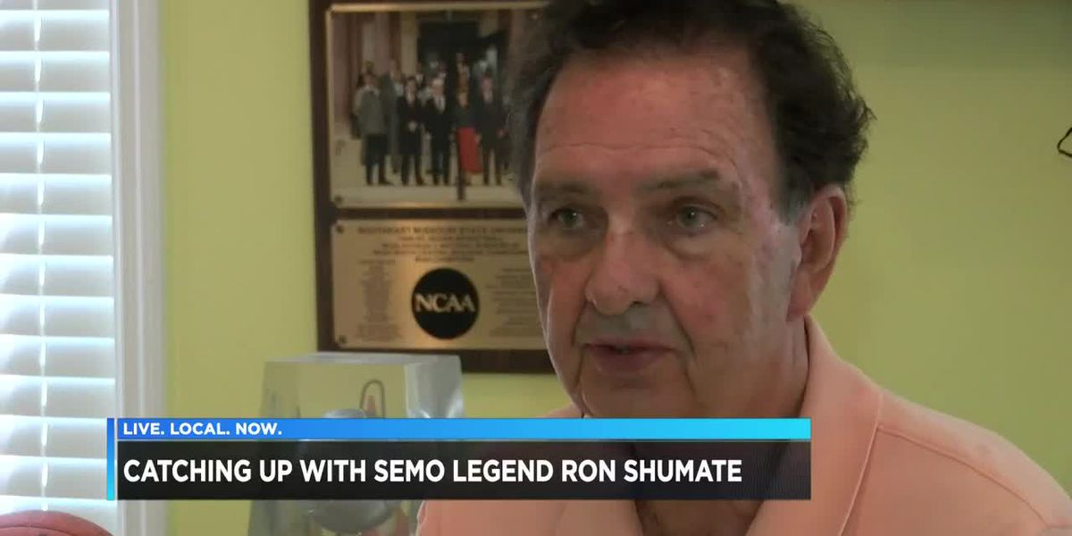 SEMO legend Ron Shumate sits down with Heartland Sports