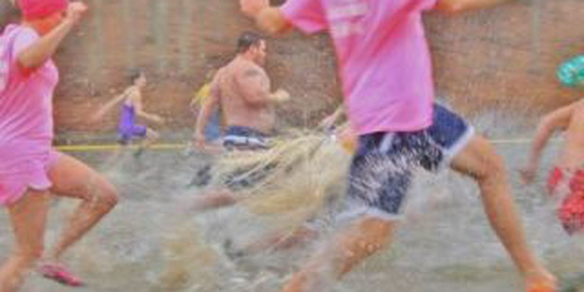 'Polar Plunge' raises money for Special Olympics