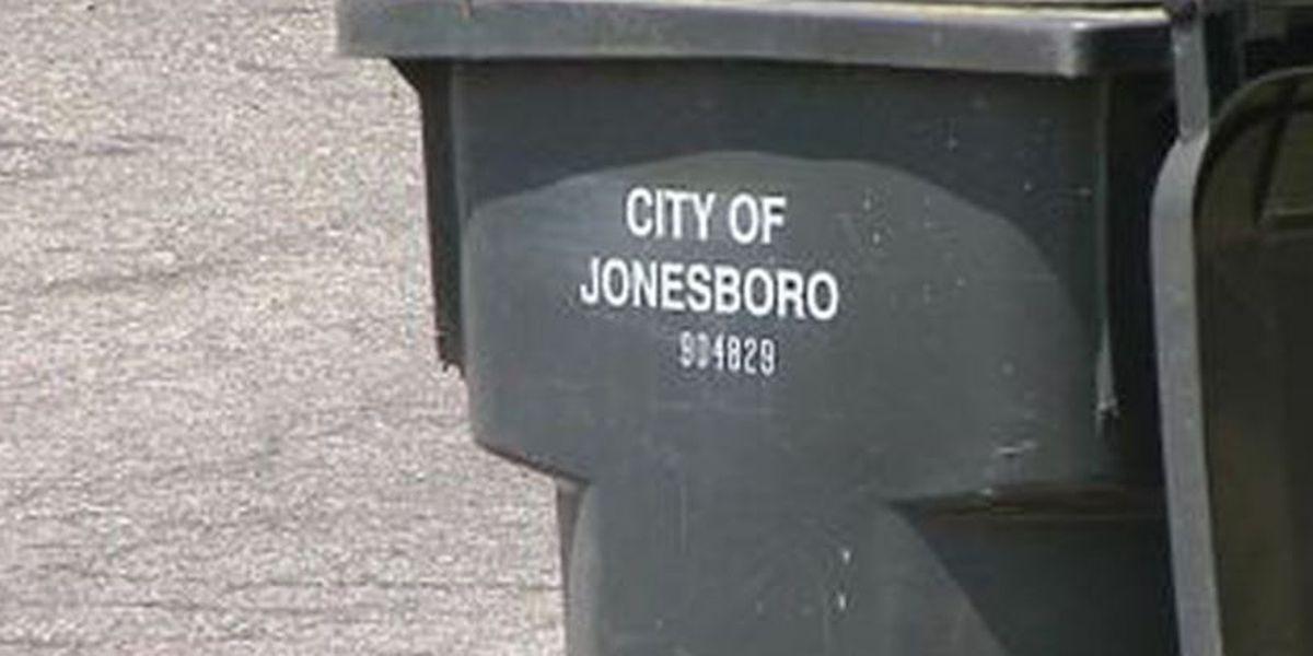 Police: Trash bandit bit Jonesboro woman on the leg