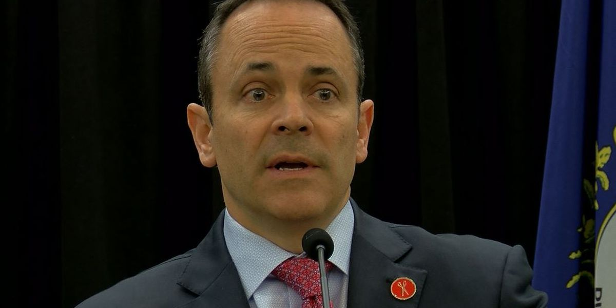 Bevin: Special session on pensions to start Friday