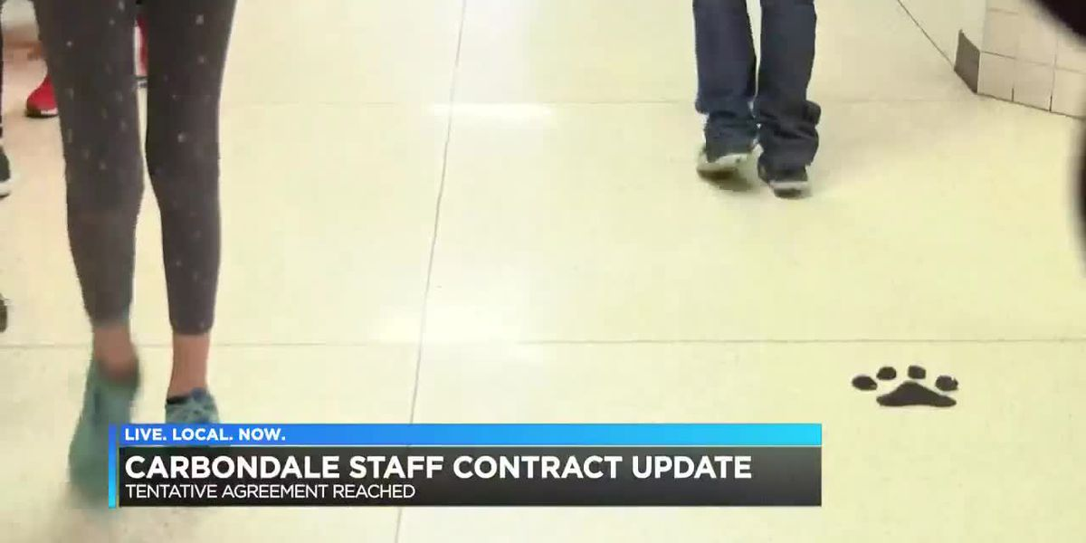 Tentative agreement reached in Carbondale staff contract