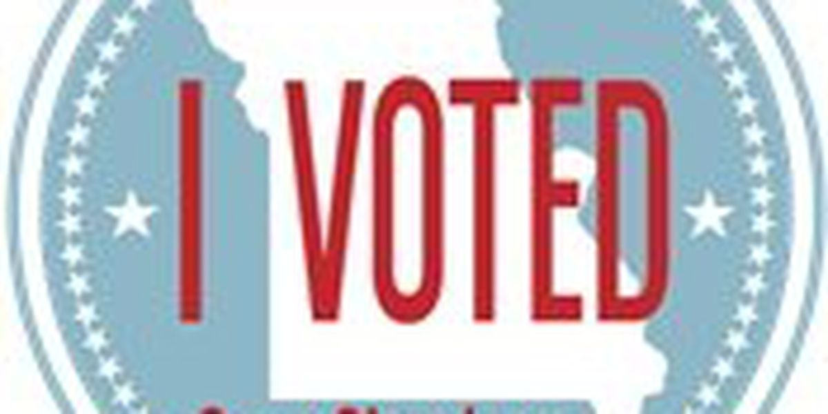 Jackson, MO student designs new 'I Voted' sticker for Cape Girardeau Co.