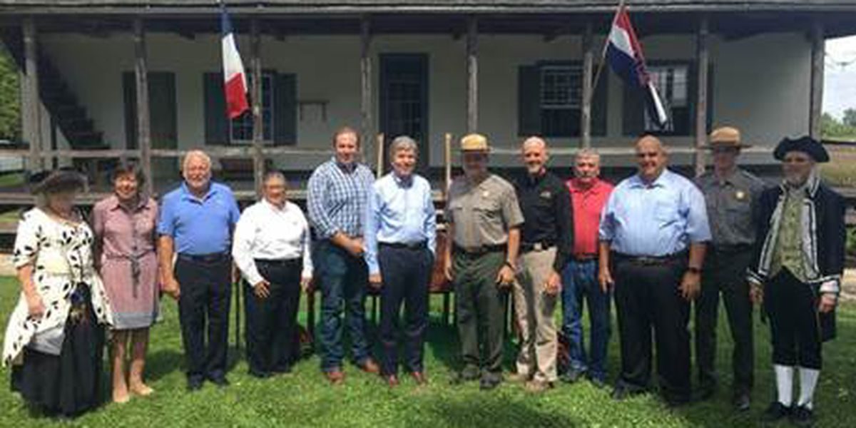 National Historic Park established in Ste. Genevieve