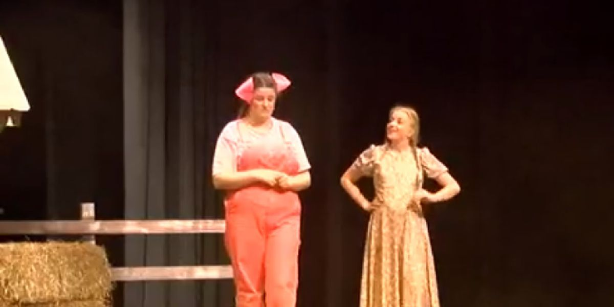 Cape Central High School performs sensory-friendly play for children
