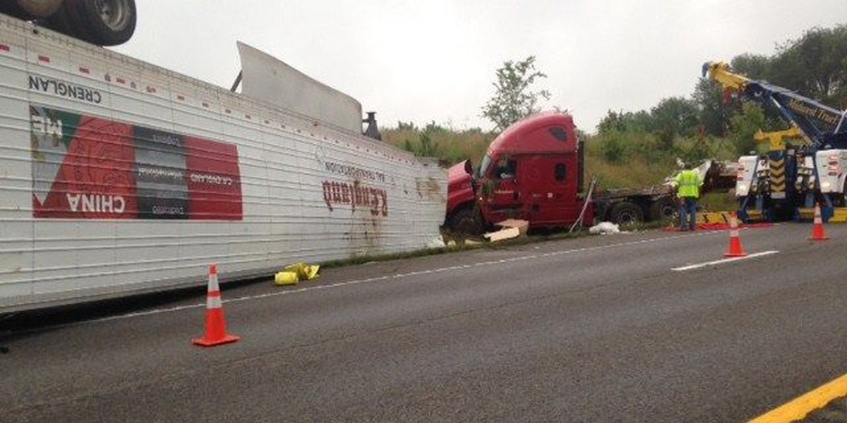 I-55 open after early morning crash near exit 117