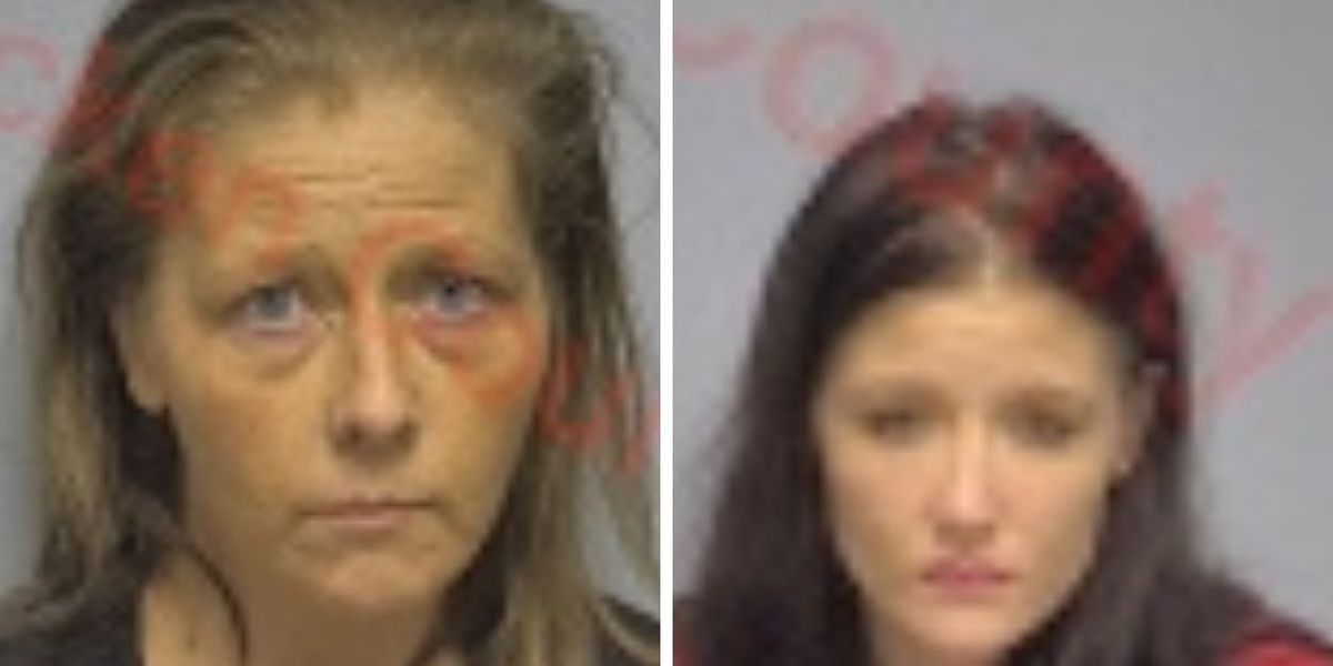 2 women arrested on warrants, drug charges in Ky.