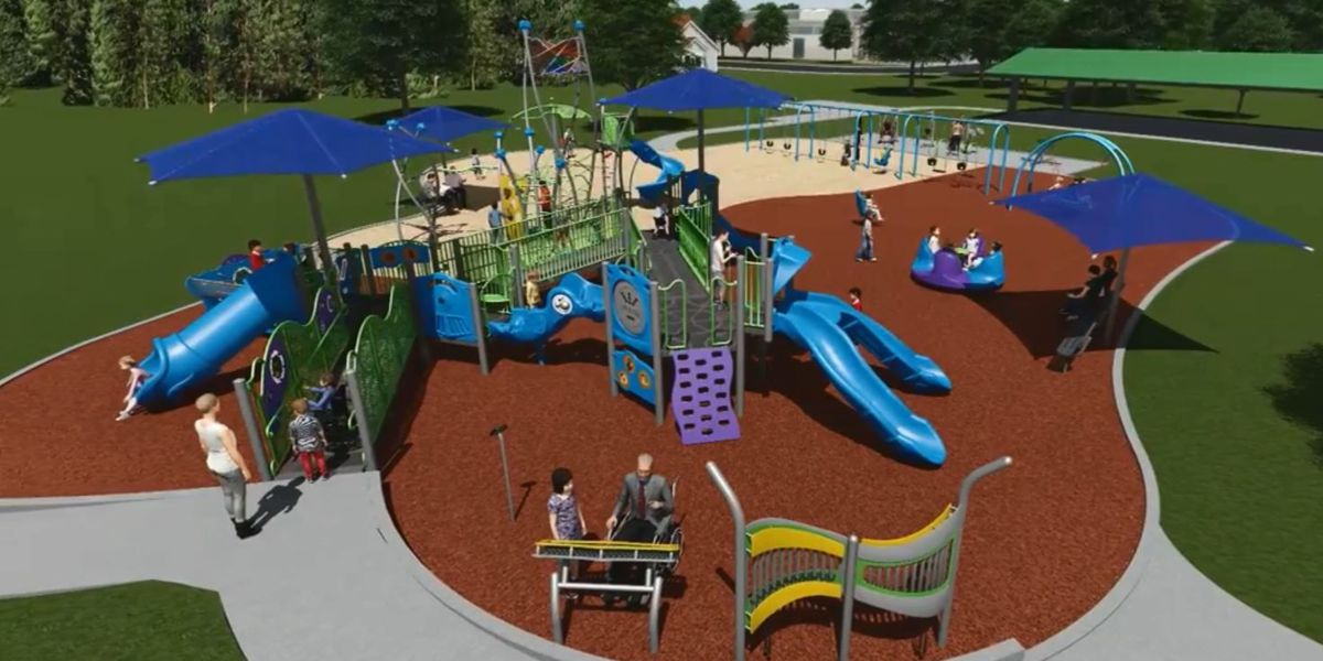 Inclusive playground coming to Marion, IL