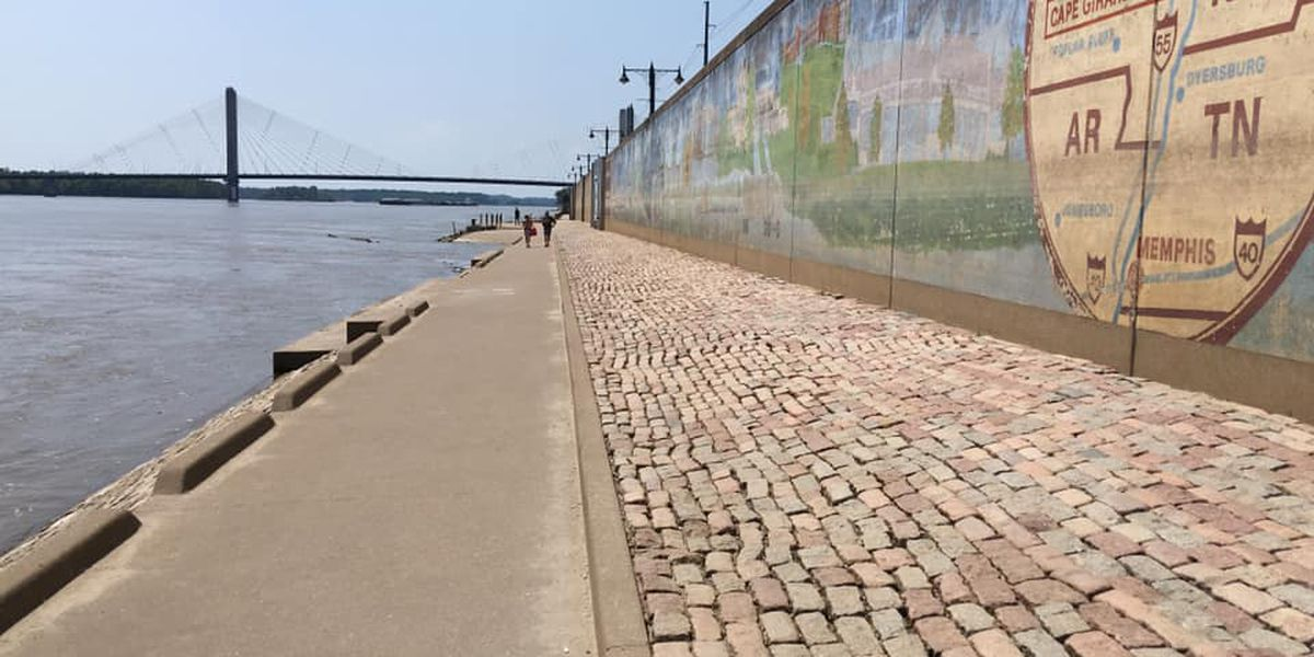 By the numbers: Mississippi River dropped below flood stage in Cape Girardeau after 144 days
