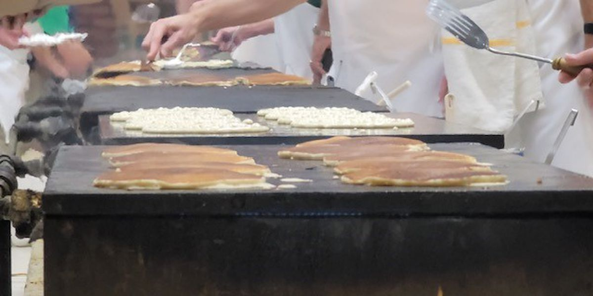Lions Club holds 83rd annual Pancake Day in Cape Girardeau