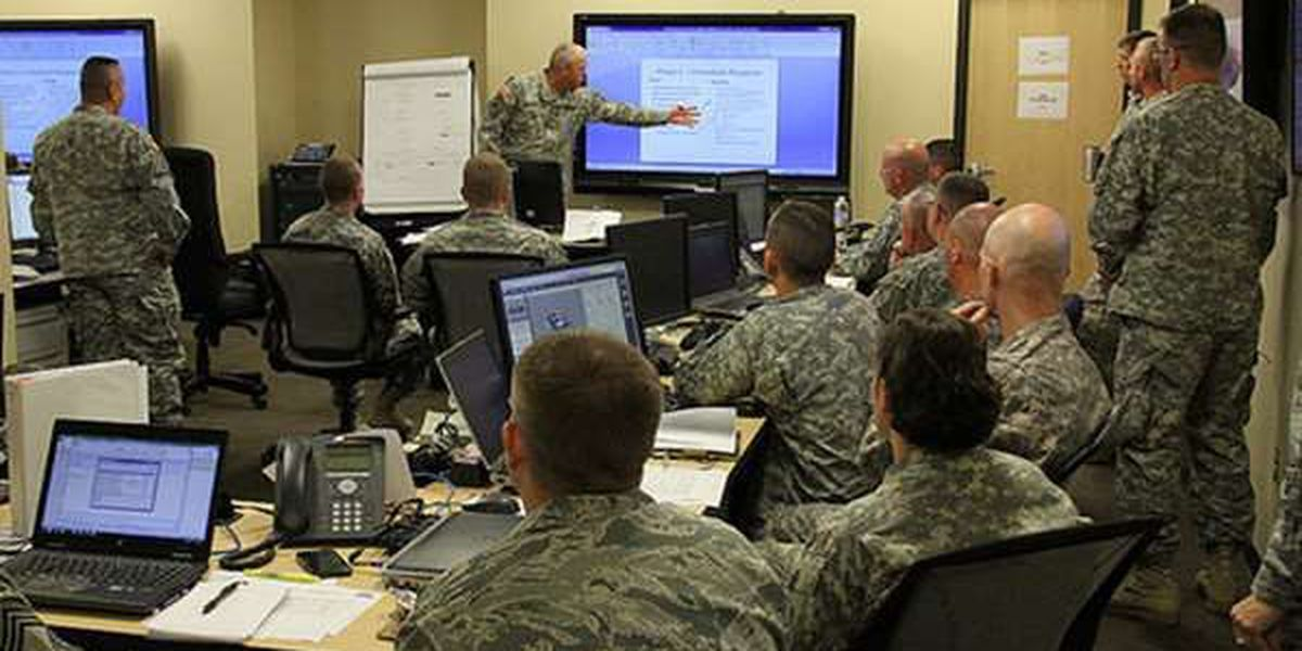 Kentucky National Guard preparing for 'the big one'
