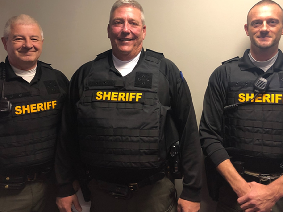 Calloway County deputies get new tactical vests