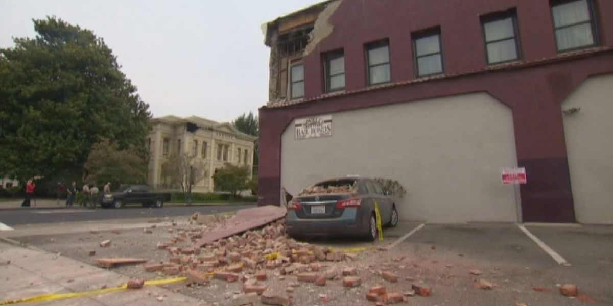 With the Heartland settled on an active fault line, are you worried about earthquakes happening here?