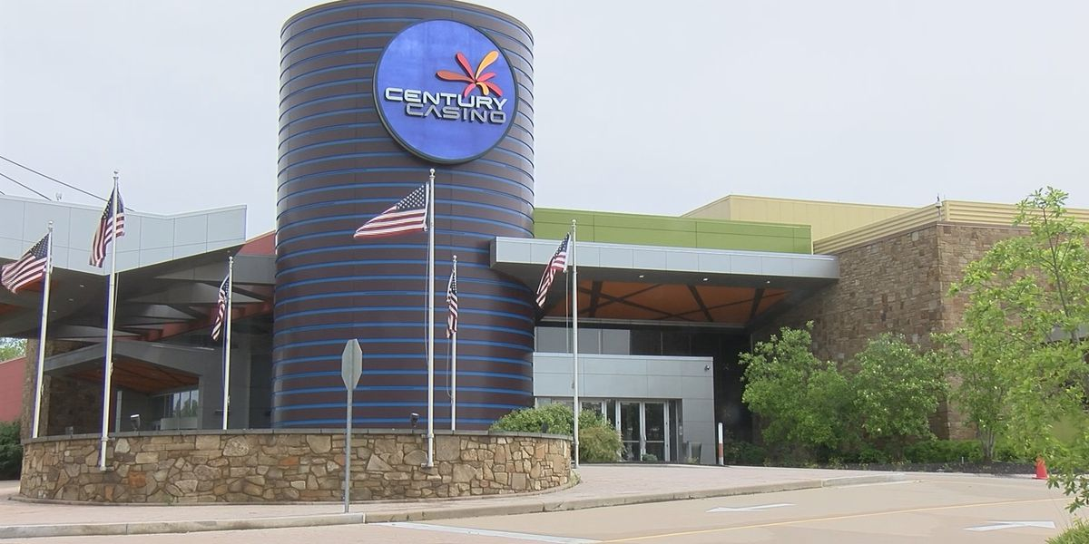 Century Casino in Cape Girardeau to reopen
