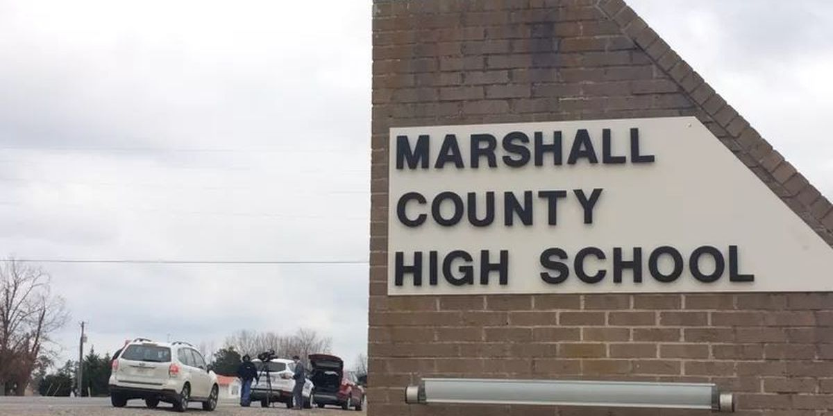 Marshall County High honored with 911 Hero Award