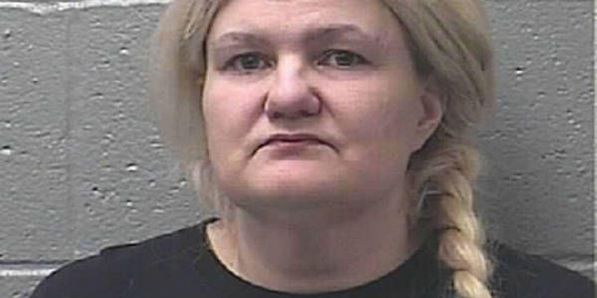 Wife says she fatally shot Missouri KKK leader, not her son