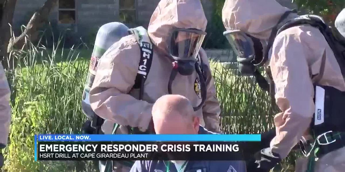 Emergency responder crisis training