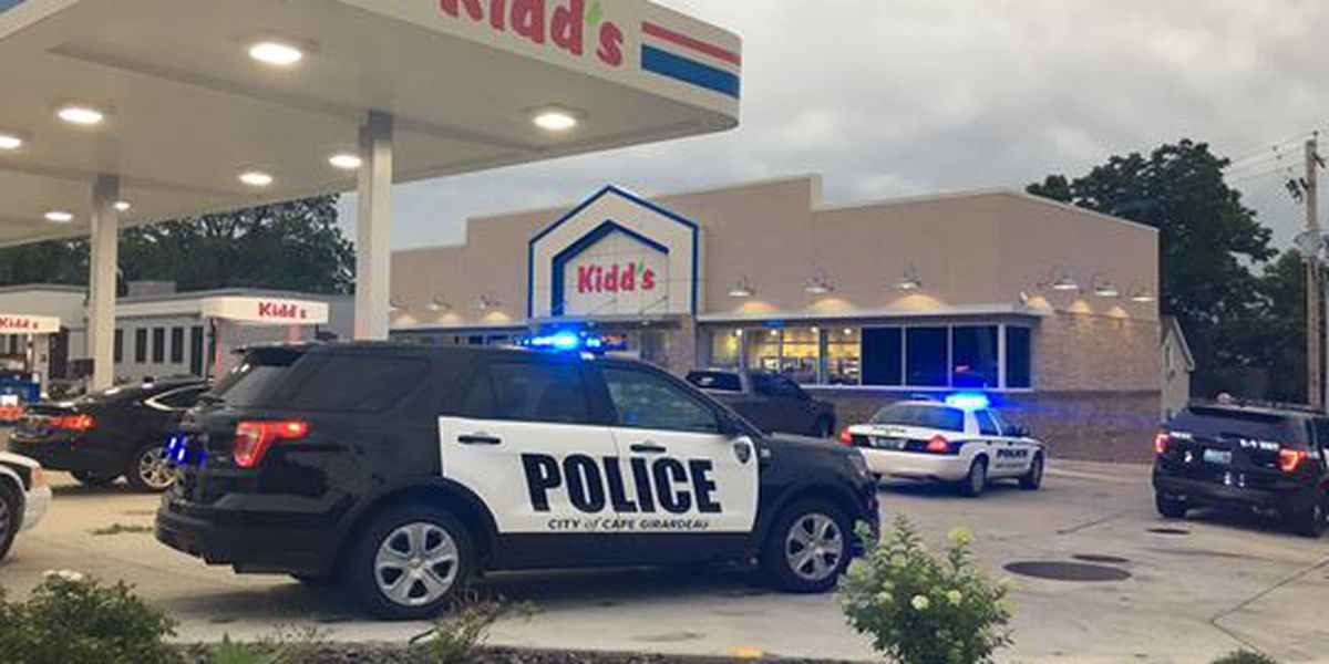 Suspect pulled gun on victim at Cape Girardeau gas station in 'road rage' incident