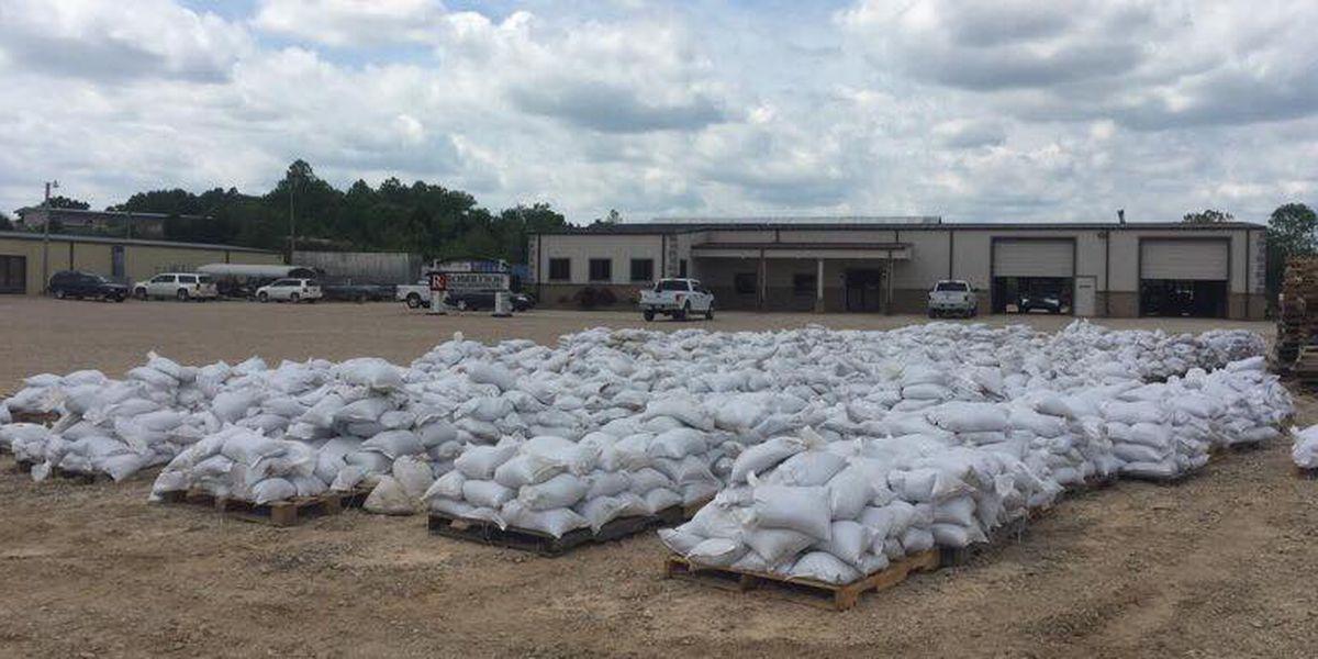 Free sandbags available in Butler Co., MO