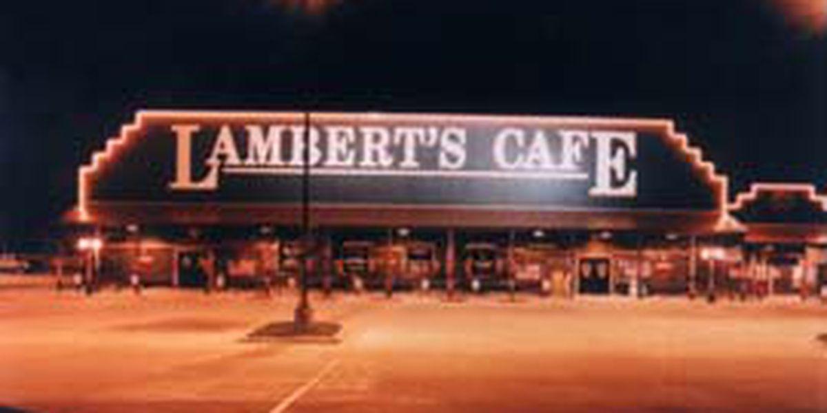 No Lambert S Cafe Isn T Closing