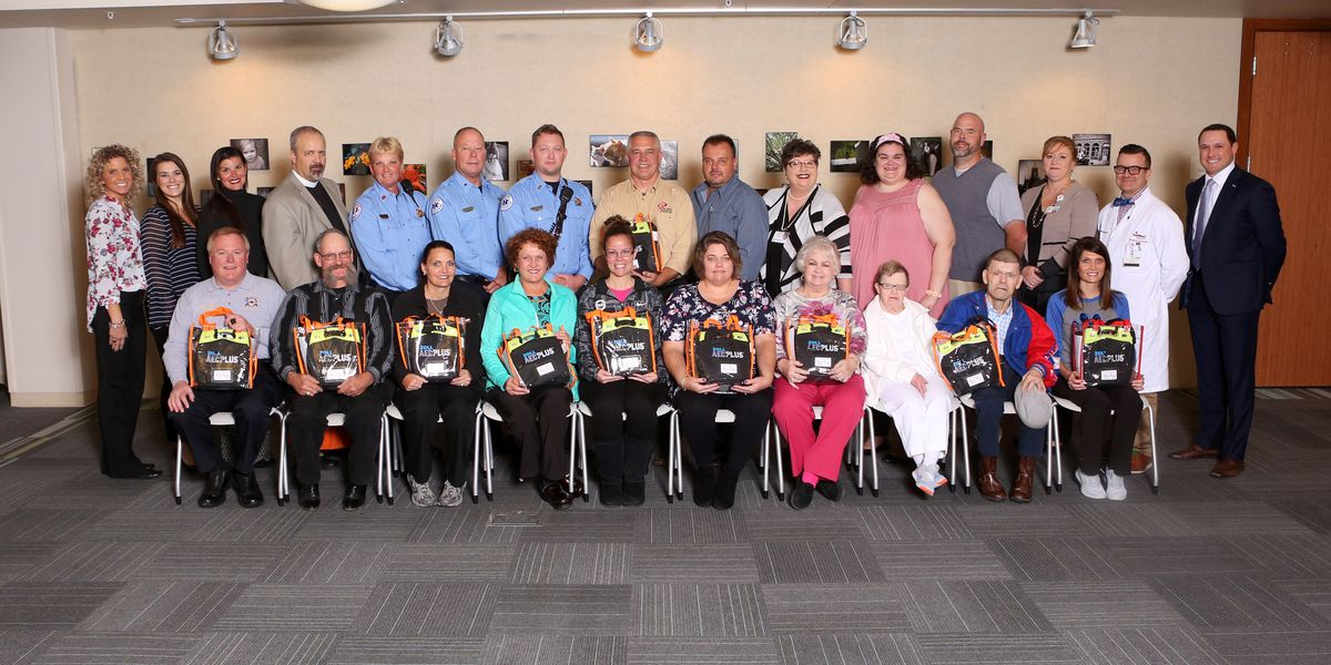 AED devices awarded to community organizations in SE MO