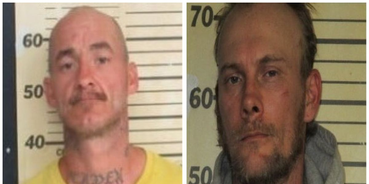 Two New Madrid wanted men in custody