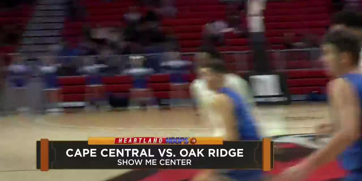 Cape vs Oak Ridge at the Christmas Tournament 2019