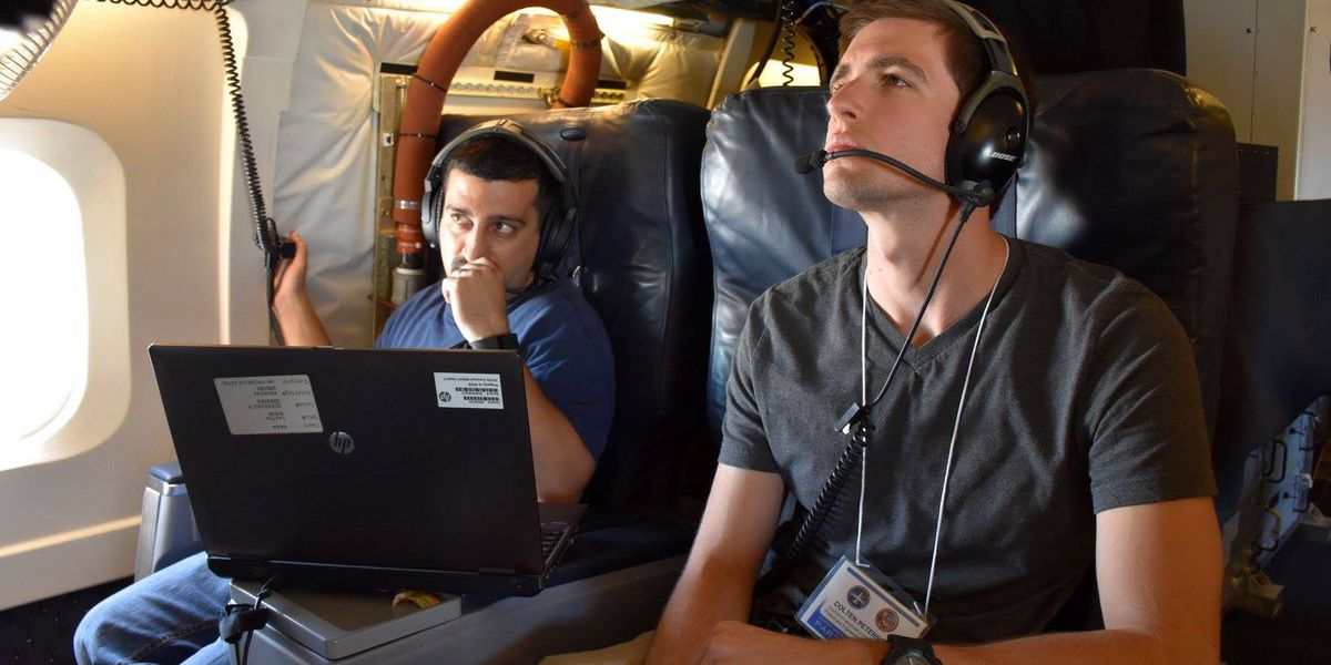 Southeast student soars with NASA research program