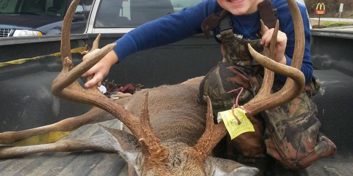 Young hunters harvest more than 14,000 deer on youth weekend in MO