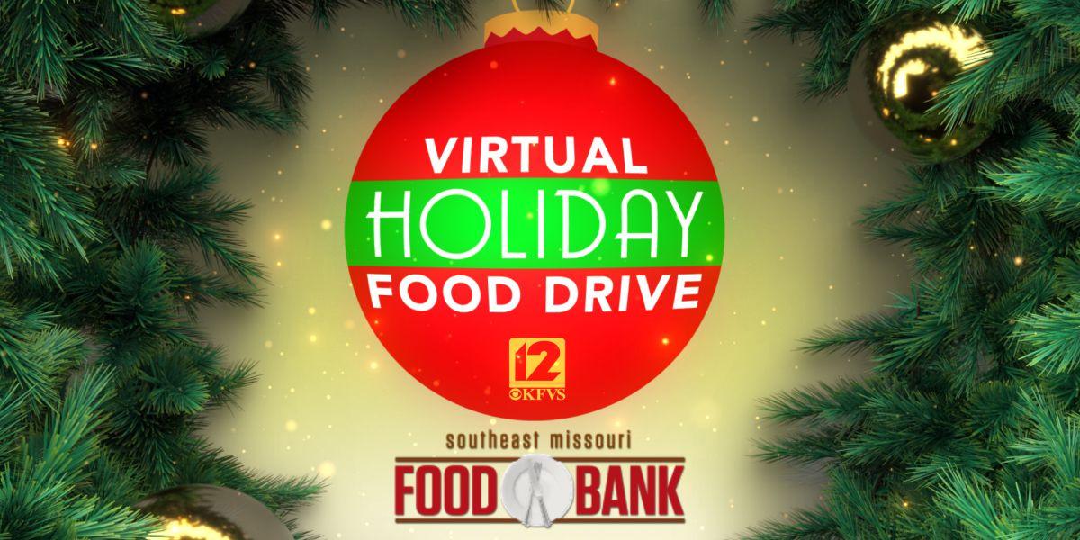 Virtual Holiday Food Drive