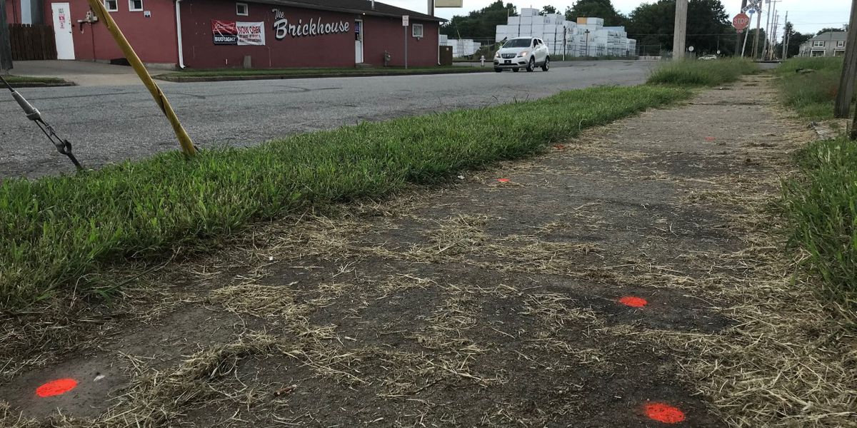 One dead and four injured in Paducah shooting