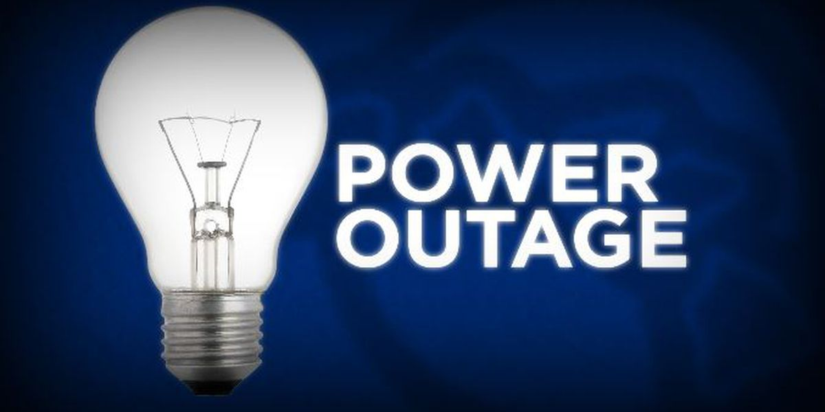 Power knocked out in many areas as storm blows through