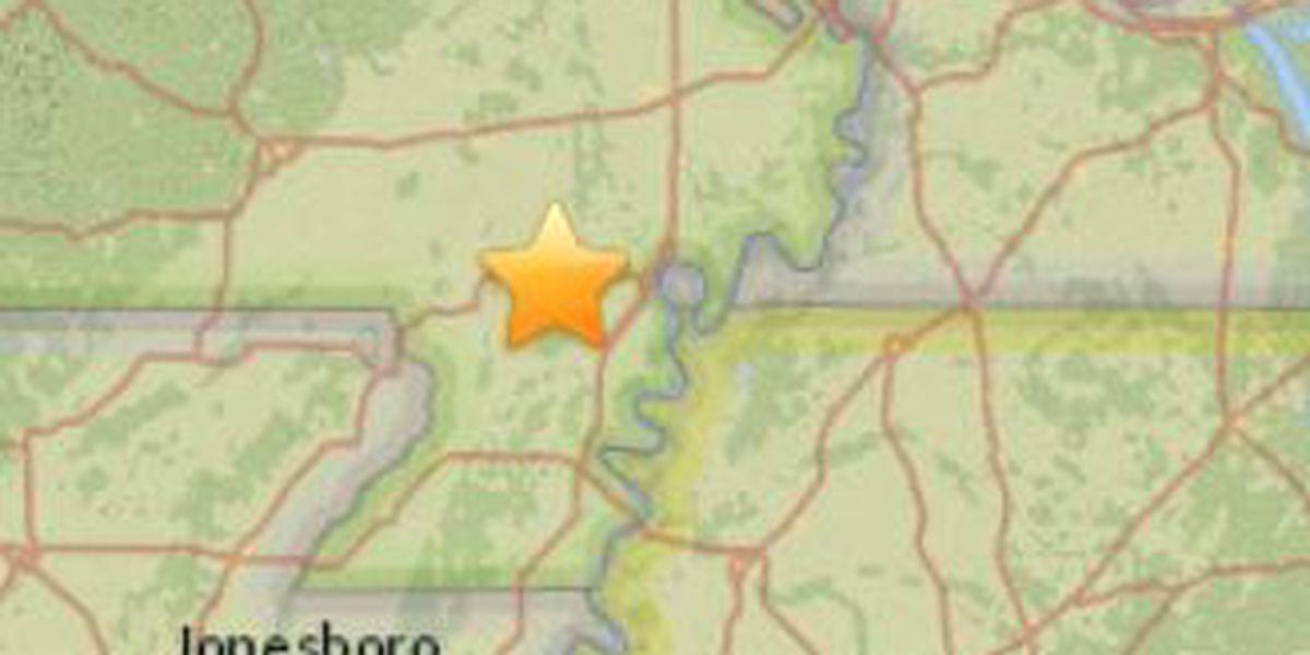 2.4 magnitude earthquake shakes near Risco, MO