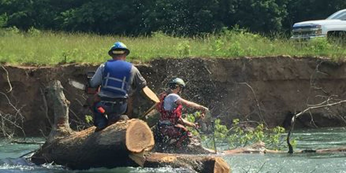 Around 20 water rescues in the Current River over Memorial Day weekend