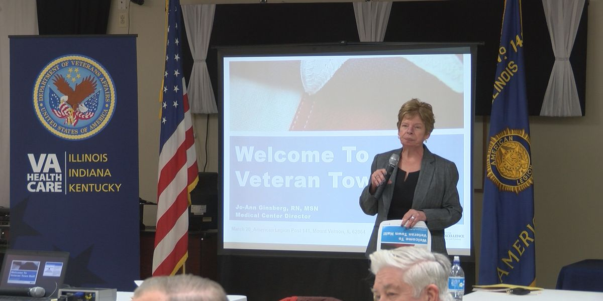 Southern IL veterans voice concerns about VA healthcare system