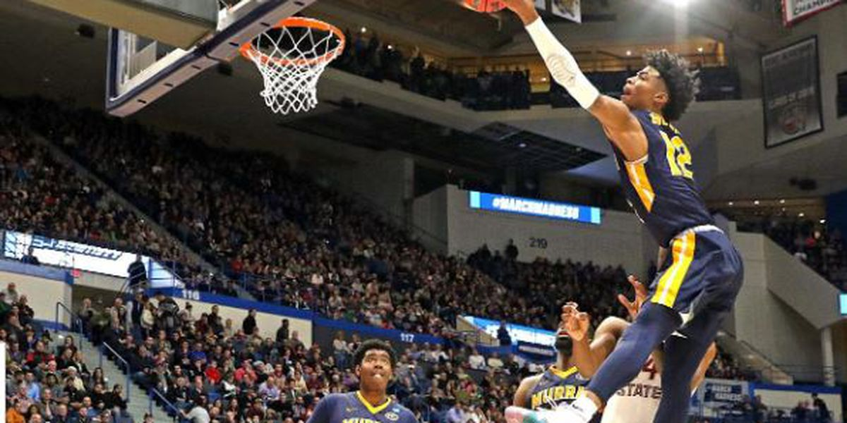 Murray State's Ja Morant announces move to the NBA Draft